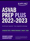 ASVAB Prep Plus 2022-2023: 6 Practice Tests + Proven Strategies + Online + Video