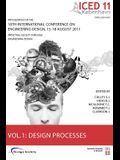 Proceedings of Iced11, Vol. 1: Design Processes