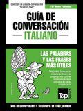 Guía de Conversación Español-Italiano y diccionario conciso de 1500 palabras