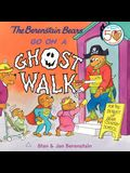 The Berenstain Bears Go on a Ghost Walk [With Tattoos]