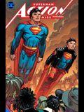 Superman: Action Comics Vol. 4: Metropolis Burning