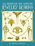 The 305 Authentic Art Nouveau Jewelry Designs