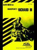 Richard III: Notes
