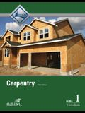 Carpentry Level 1 Trainee Guide, Paperback (5th Edition)
