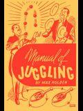 Manual of Juggling (Facsimile Reprint)