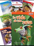 Time for Kids Informational Text Grade 1 Readers Spanish 30-Book Set (Time for Kids Nonfiction Readers)