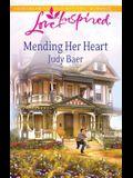 Mending Her Heart (Love Inspired)