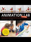 Animation Lab for Kids: Fun Projects for Visual Storytelling and Making Art Move - From Cartooning and Flip Books to Claymation and Stop-Motio