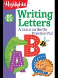 Kindergarten Writing Letters