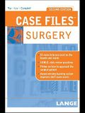 Case Files Surgery, Second Edition (LANGE Case Files)
