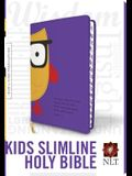 Slimline Reference Bible-NLT-Owl