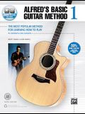 Alfred's Basic Guitar Method, Bk 1: The Most Popular Method for Learning How to Play, Book & Online Audio