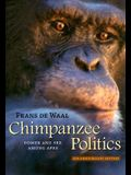 Chimpanzee Politics: Power and Sex Among Apes