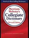 Merriam-Webster's Collegiate Dictionary,11th Ed, Preprinted Laminated Cover