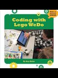 Coding with Lego Wedo