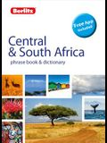 Berlitz Phrase Book & Dictionary Central & South Africa(bilingual Dictionary)