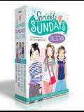 The Sprinkle Sundays Collection: Sunday Sundaes; Cracks in the Cone; The Purr-Fect Scoop; Ice Cream Sandwiched