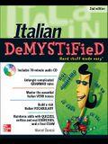 Italian Demystified [With CD (Audio)]