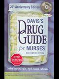 Davis's Drug Guide for Nurses, with CD-ROM (Davis's Drug Guide for Nurses (W/CD))