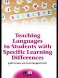 Teaching Languages to Students with Specific Learning Differences, 8