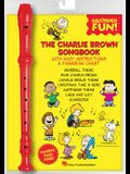 The Charlie Brown(tm) Songbook - Recorder Fun!: Book/Recorder Pack