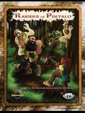 Raiders of Pertalo (Full Color)