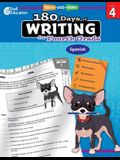 180 Days of Writing for Fourth Grade (Spanish): Practice, Assess, Diagnose