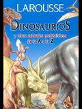 Dinosaurios y Otros Animales Prehistoricos de La A A La Z