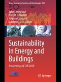 Sustainability in Energy and Buildings: Proceedings of Seb 2019
