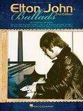 Elton John Ballads (Piano/Vocal/Guitar Artist Songbook)