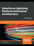 Salesforce Lightning Platform Enterprise Architecture