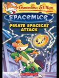 Pirate Spacecat Attack (Geronimo Stilton Spacemice #10), 10