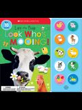 Look Who's Mooing!: Scholastic Early Learners (Sound Book)