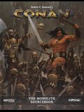 Conan the Monolith Conan RPG Supp., Full Color, Hardback
