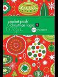 Pocket Posh Christmas Logic 2: 100 Puzzles