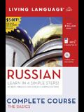 Complete Russian: The Basics (Book and CD Set): Includes Coursebook, 4 Audio Cds, and Learner's Dictionary [With Coursebook & Russian/English Dictiona