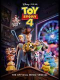 Toy Story 4: The Official Movie Special Book