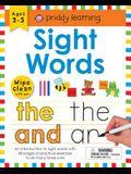 Wipe Clean Workbook: Sight Words (Enclosed Spiral Binding)