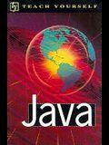 Java (Teach Yourself)