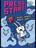 Robo-Rabbit Boy, Go!: A Branches Book
