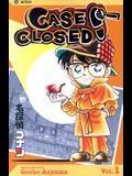 Case Closed, Vol. 1, 1