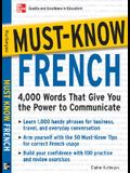 Must-Know French: 4,000 Words That Give You the Power to Communicate