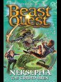 Beast Quest: Nersepha the Cursed Siren: Series 22 Book 4