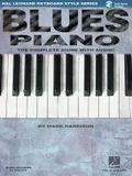 Blues Piano: Hal Leonard Keyboard Style Series