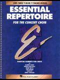 Essential Repertoire Mixed Concert Choir