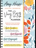 2022 Amy Knapp's the Very Busy Planner: August 2021-December 2022