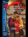 The Cowboy's Christmas Miracle (Silhouette Special Edition)