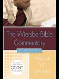 Wiersbe Bible Commentary 2 Vol Set
