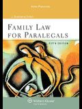 Family Law for Paralegals, Fifth Edition