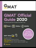 GMAT Official Guide 2020: Book + Online